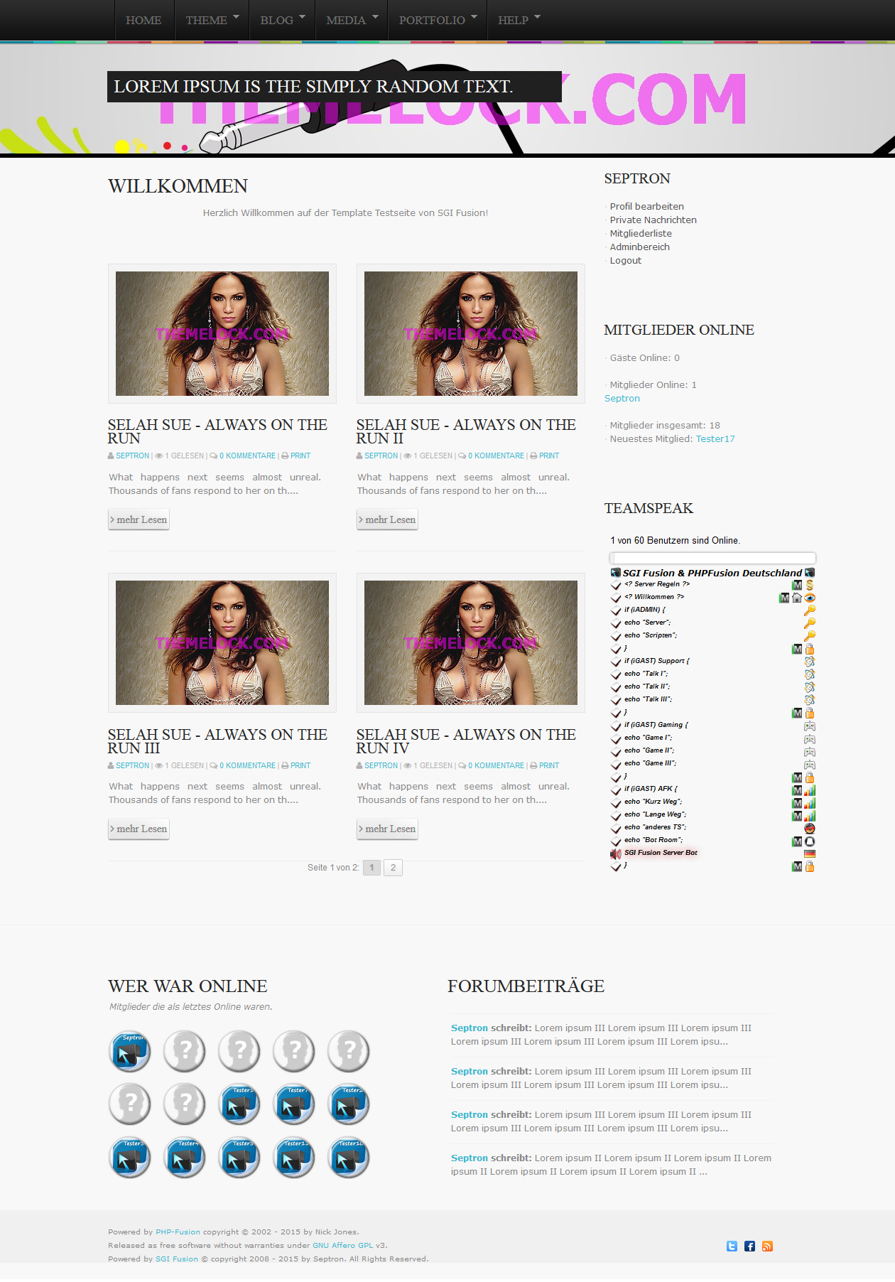 Screenshot Multimedia Template (v7.02.xx)
